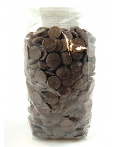 PISTOLE CHOCOLAT NOIR 500G .