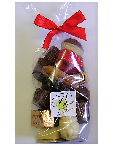 SACHET BONBONS DE CHOCOLAT FIN 200g   .
