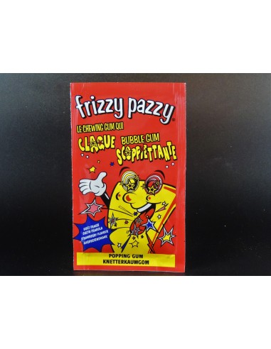 FRIZZY PAZZY 7G fraise PIQUANT/PCE .