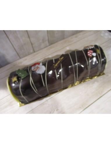 BUCHE NOEL 3 CHOCOLATS PM