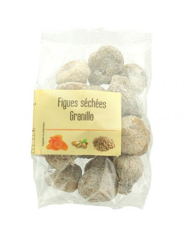 FIGUES SECHEES GRANILLO 180G.