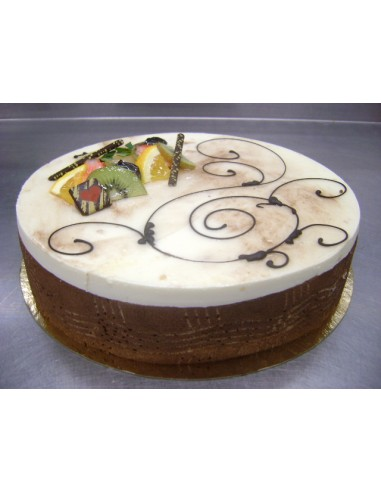 BISCUIT MOUSSE 8PERS
