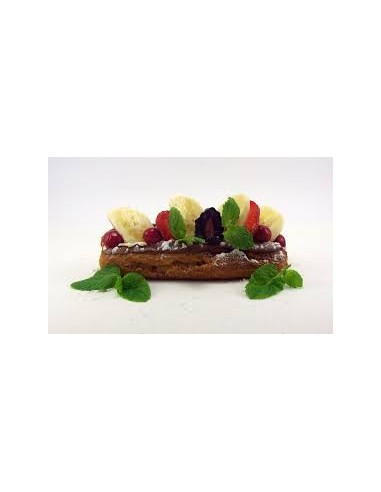 ECLAIR GEANT GARNI DE FRUITS  8PERS