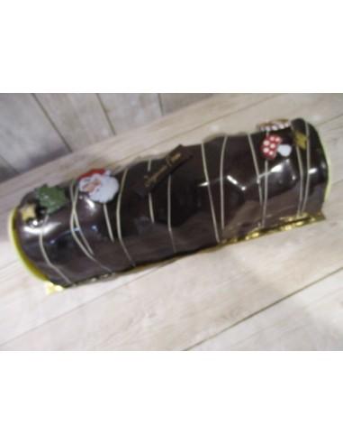 ROULE MOUSSE 3 CHOCOLATS GM