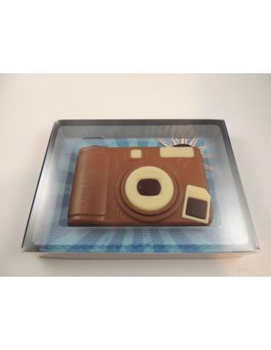 APPAREIL PHOTO CHOCOLAT LAIT 70G  .
