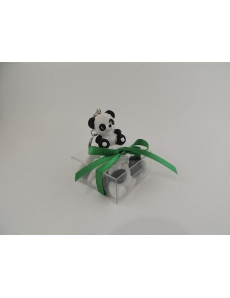 exemple de presentation (dragee , ruban et boite non comprise )