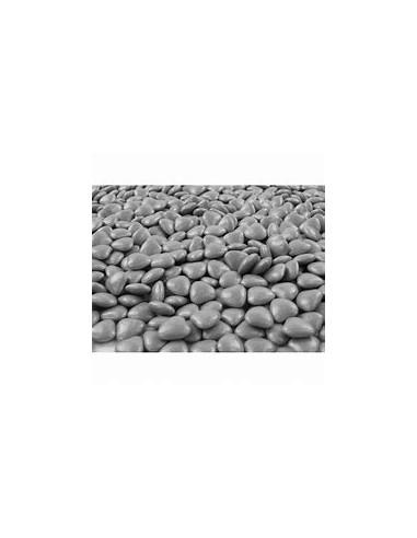 MINI COEUR 73% BRIL GRIS LUNE /KG .