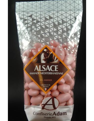 AMANDE ALSACE BRIL ROSE NACRE 250g .