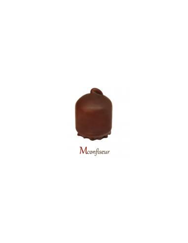 9 BOULES MOUSSE CHOCOLAT NOIR MOCCA...
