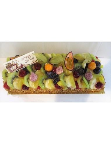 DELICE DE NOEL AUX 5 FRUITS 8PERS
